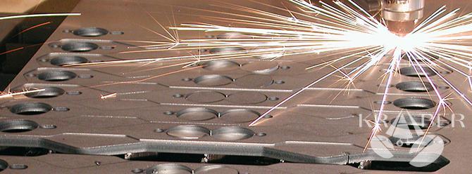 Лазерная резка по металлу цена